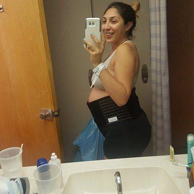 Real Mama Strut Mama Postpartum